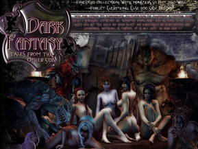 Welcome to our virtual world Of wild fantasy perversity. Finest 3D collection with monsters so hot you will forget everything else you saw before! Full