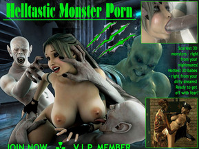 Scariest 3D monsters - right from your nightmares! Hottest 3D babes - right from your dirty dreams! Ready to get off with fear?Whatever you think about