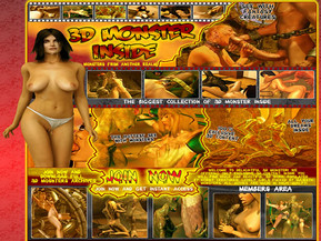 Welcome to delightful 3D Monster! We offering only exclusive 3D content. Inside you will find huge and beautiful 3D word, populated by horny creatures;
