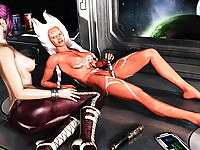 Stunning collection of 3d monster porn – elfins masturbating, fixed and fucking punished