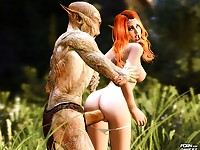 Game cuties fucked rough in asshole and pussy in Porn for Gamers pics