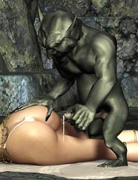 Enjoyable hardcore monster fuck � sexy elfins starve for filthy disgrace with huge monster cocks